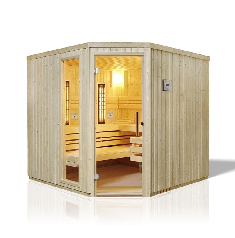 Sauna Safir Complete Fichte